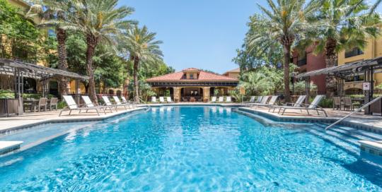 San Miguel pool